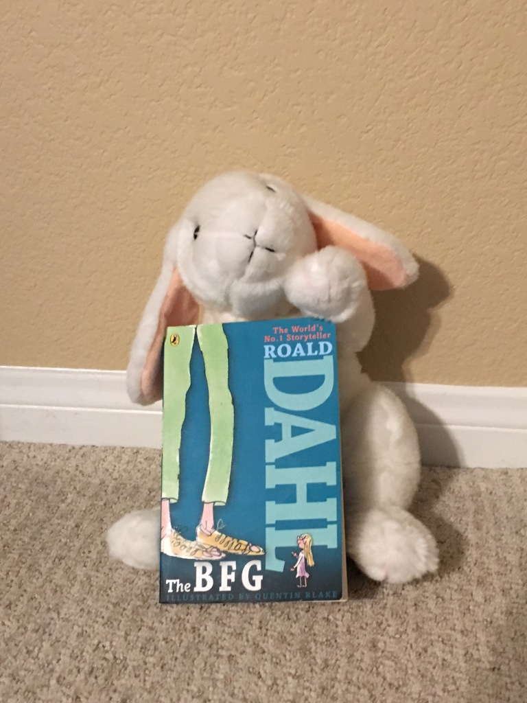 Marshmallow rates The BFG by Roald Dahl 90%. May the Force be with you!
