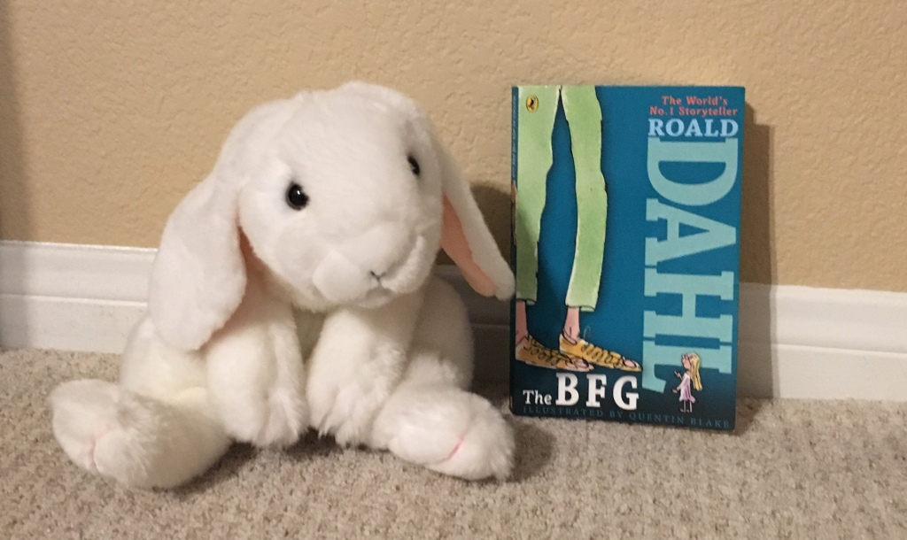 Marshmallow reviews The BFG by Roald Dahl.