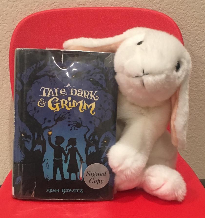Marshmallow rates A Tale Dark & Grimm 90%.