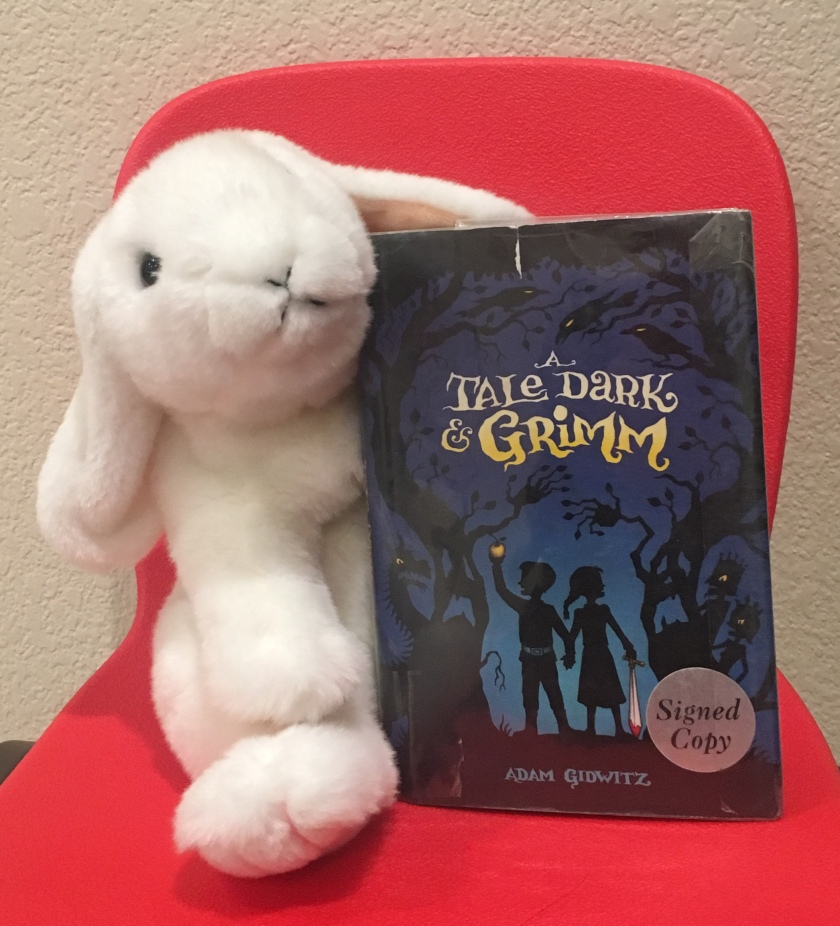 Marshmallow reviews A Tale Dark & Grimm, by Adam Gidwitz.