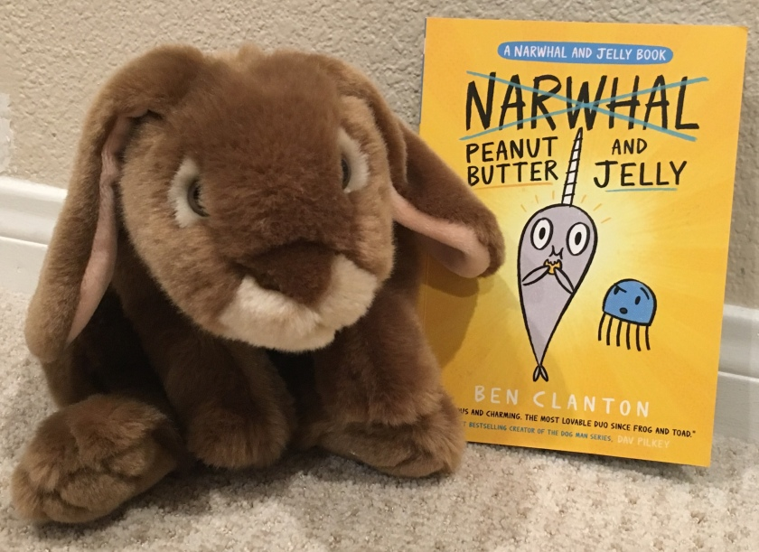 Caramel reviews Peanut Butter and Jelly, by Ben Clanton.