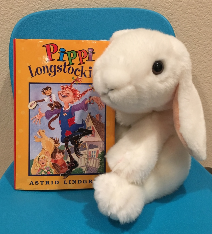 Marshmallow reviews Pippi Longstocking by Astrid Lindgren.