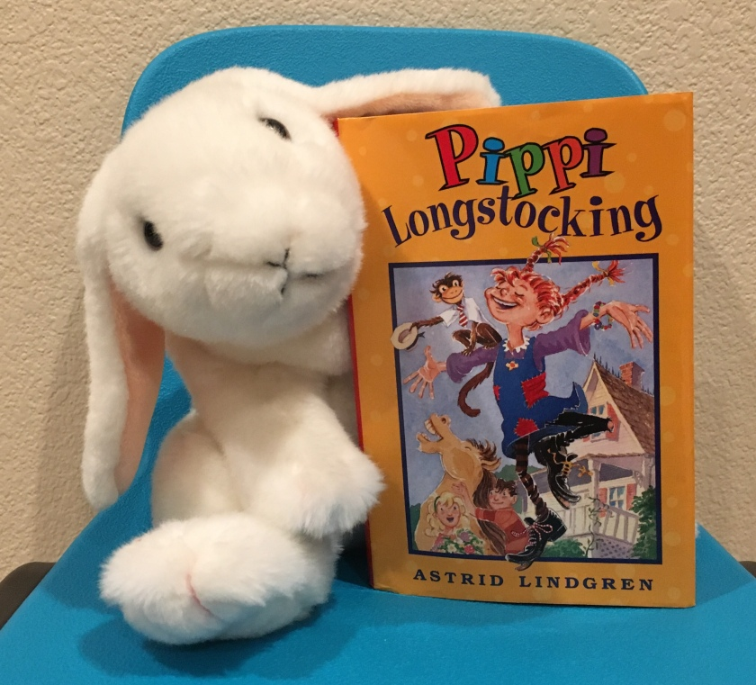 Marshmallow rates Pippi Longstocking 100%.