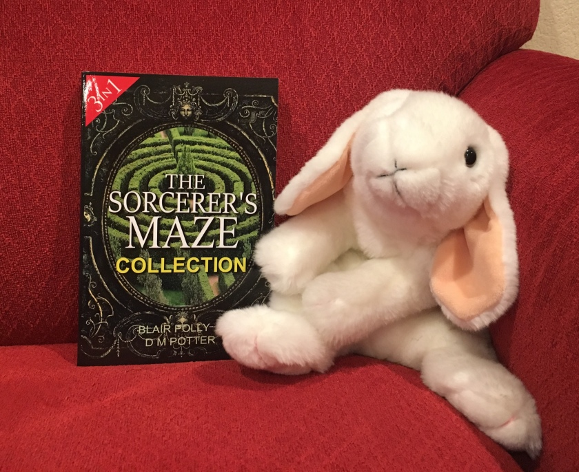 Marshmallow rates The Sorcerer's Maze Collection 95%.