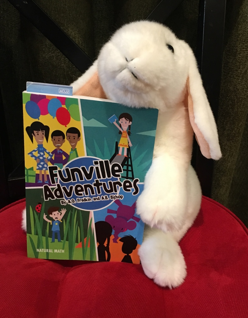 Marshmallow rates Funville Adventures by A.O. Fradkin and A.B. Bishop 90%.