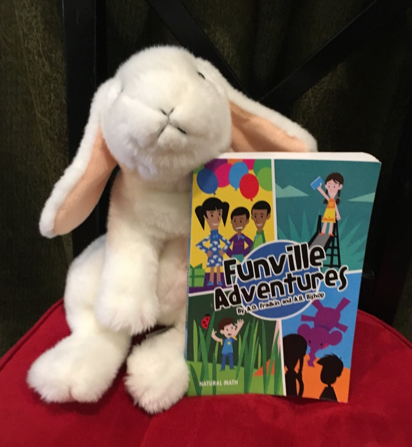 Marhsmallow reviews Funville Adventures by by A.O. Fradkin and A.B. Bishop.