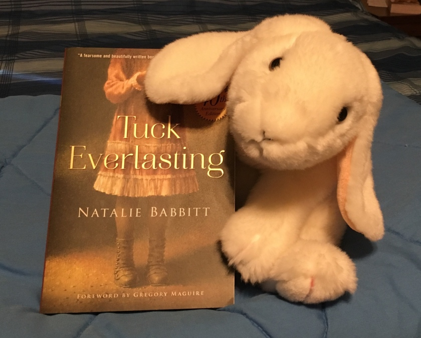 Marshmallow rates Tuck Everlasting 95%.