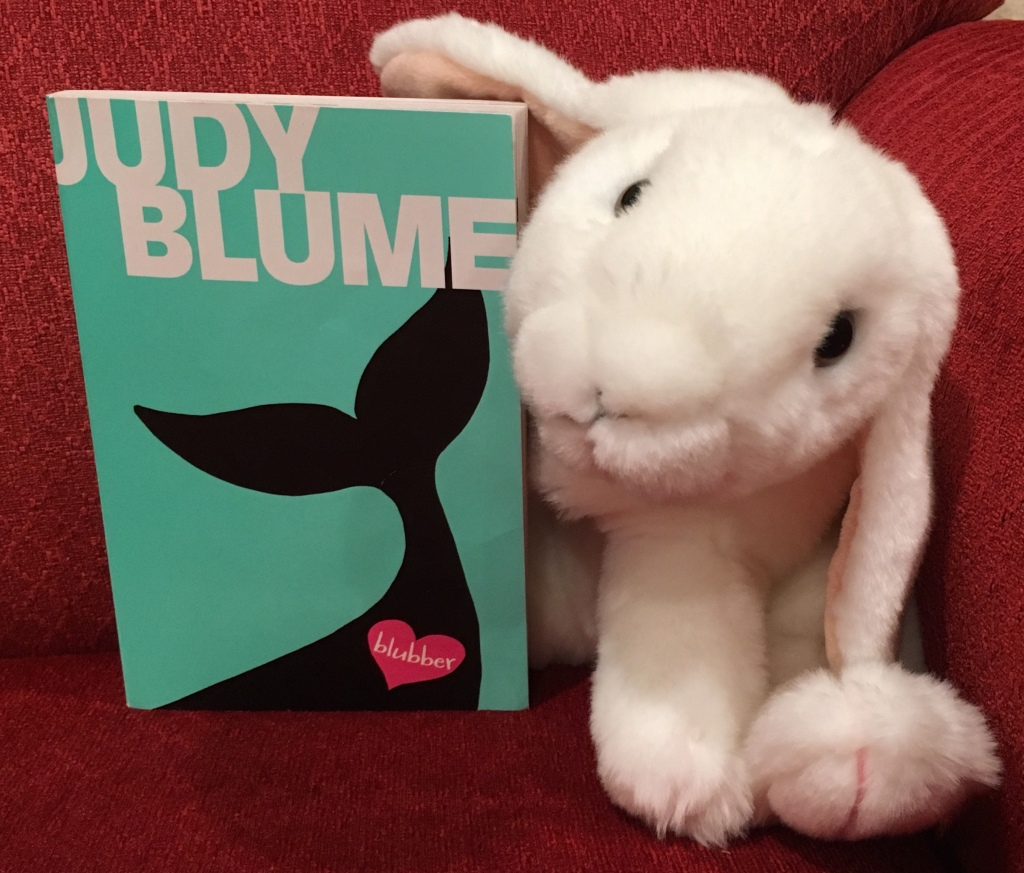 Marhsmallow reviews Blubber by Judy Blume.