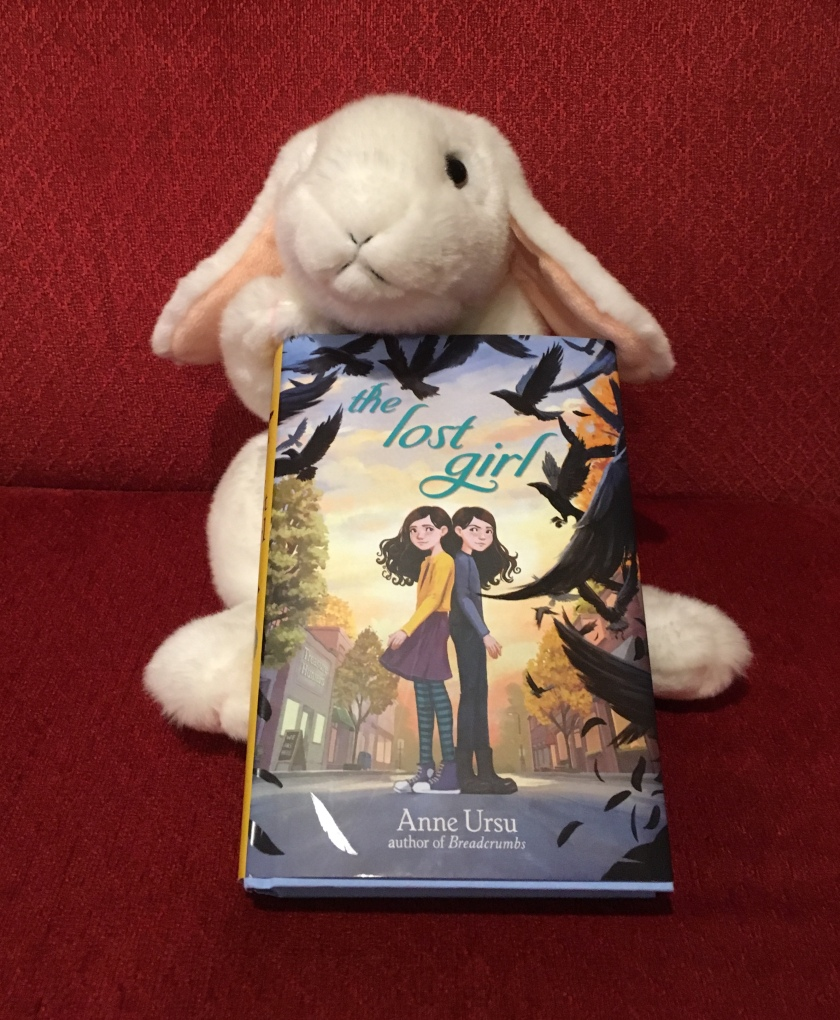 Marshmallow rates The Lost Girl by Anne Ursu 95%.