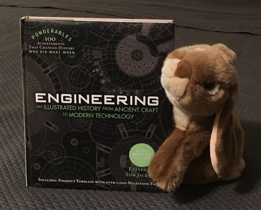 Caramel reviews Engineering: An Illustrated History from Ancient Craft to Modern Technology, edited by Tom Jackson.