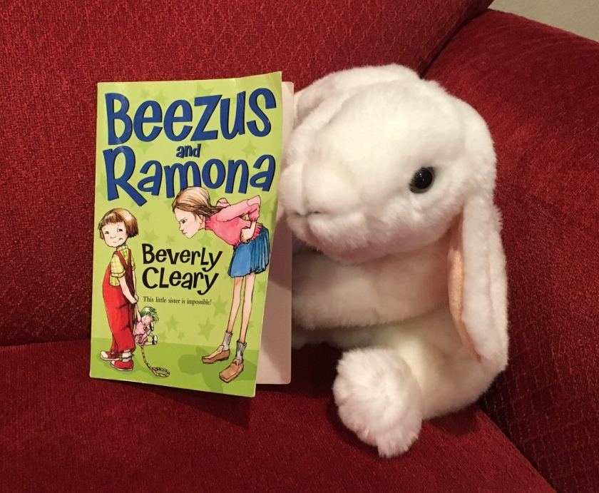 Marshmallow reviews Beezus and Ramona by Beverly Cleary.