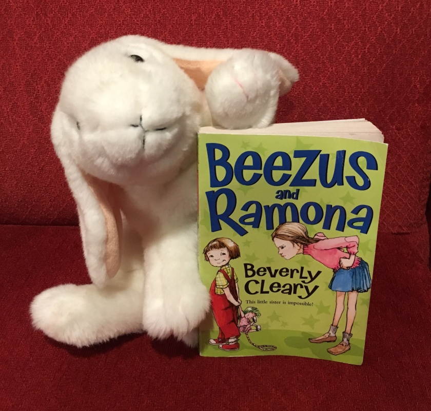 Marshmallow rates Beezus and Ramona by Beverly Cleary 95%.
