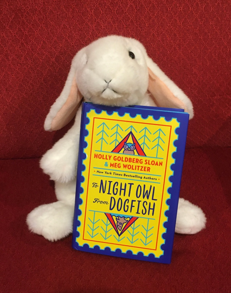 Marshmallow rates To Night Owl From Dogfish by Holly Goldberg Sloan and Meg Wolitzer 95%.