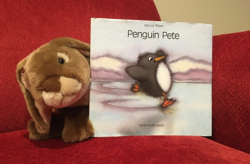 Caramel reviews Penguin Pete by Marcus Pfister.