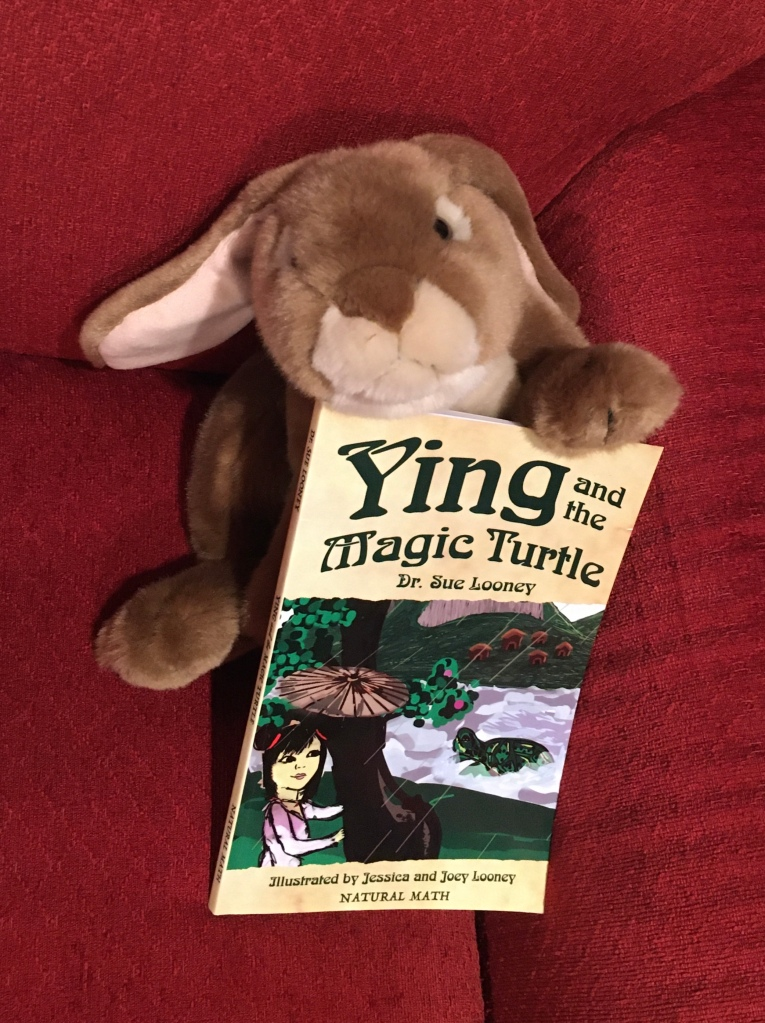 Caramel enjoyed reading Ying and the Magic Turtle by Sue Looney. and recommends it to all other book bunnies.