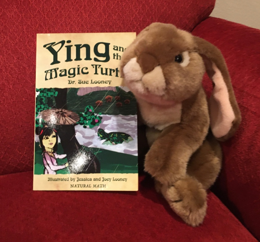 Caramel reviews Ying and the Magic Turtle by Sue Looney.