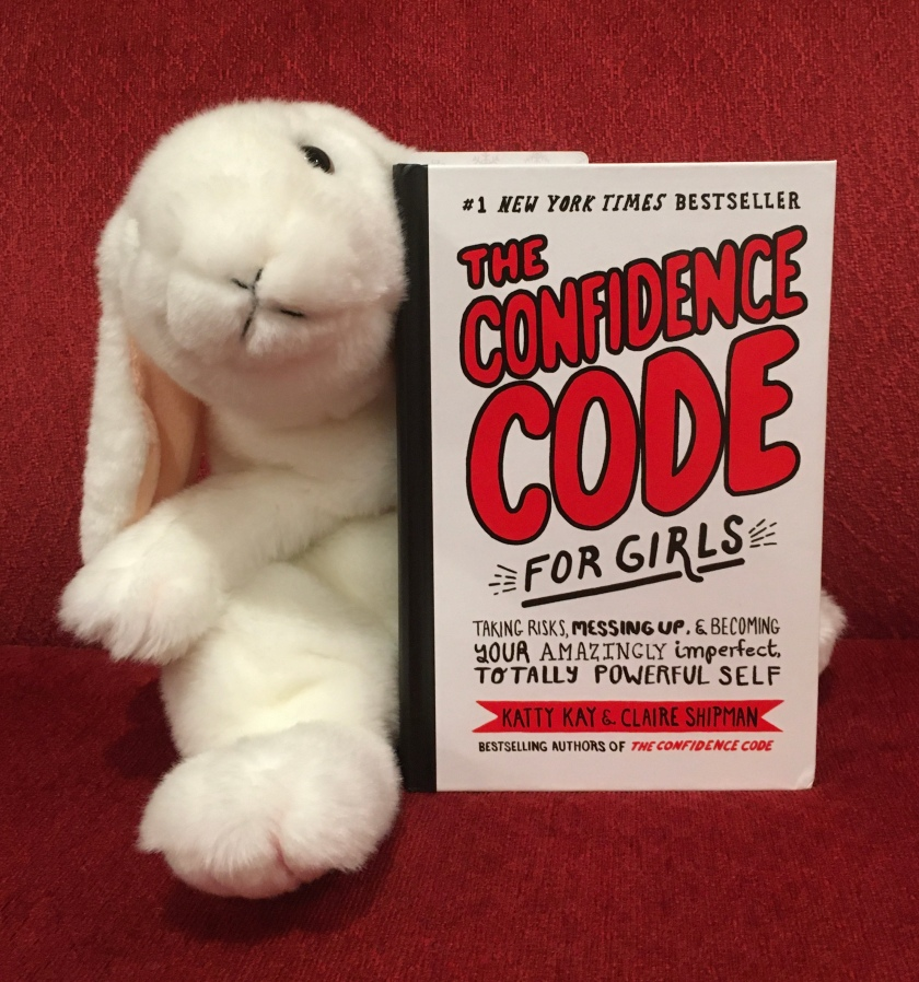 Marshmallow rates The Confidence Code for Girls by Katty Kay and Claire Shipman 100%.