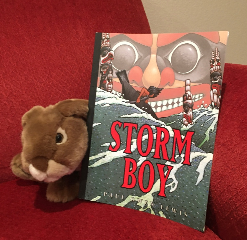 Caramel reviews Storm Boy by Paul Owen Lewis.