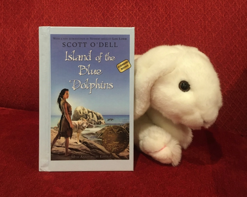Marshmallow rates Island of the Blue Dolphins by Scott O'Dell 95%.