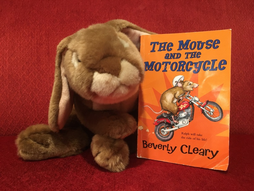 Caramel reviews The Mouse and the Motorcycle by Beverly Cleary.