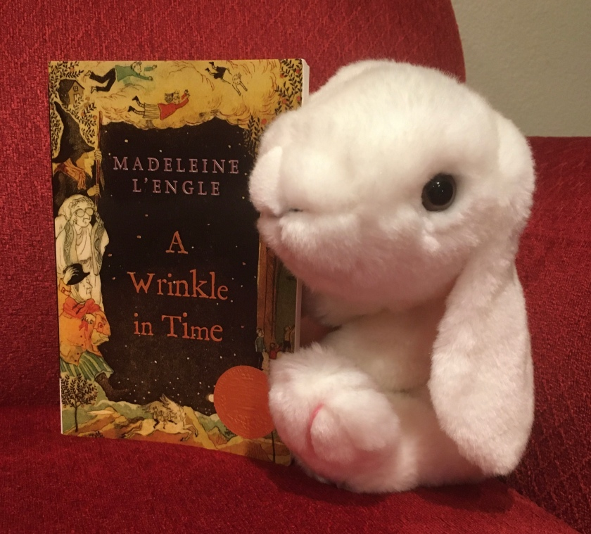 Marshmallow rates A Wrinkle in Time by Madeleine L'Engle 100%.