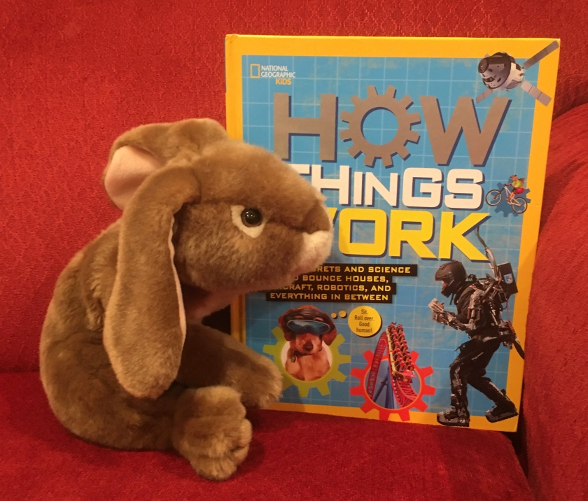 Caramel reviews How Things Work by T. J. Resler.