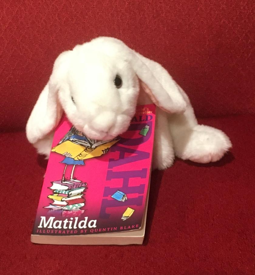 Marshmallow rates Matilda by Roald Dahl 95%.