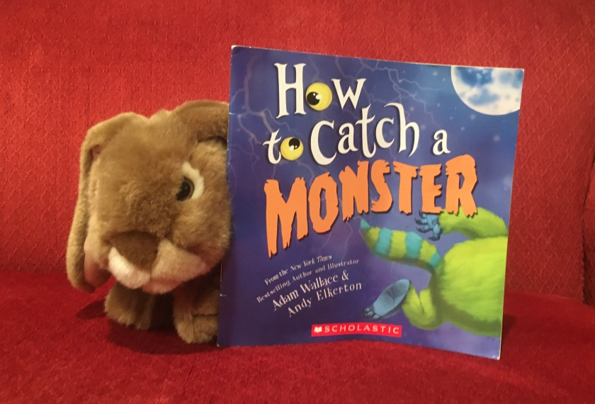 Caramel reviews How to Catch a Monster by Adam Wallace and Andy Elkerton.