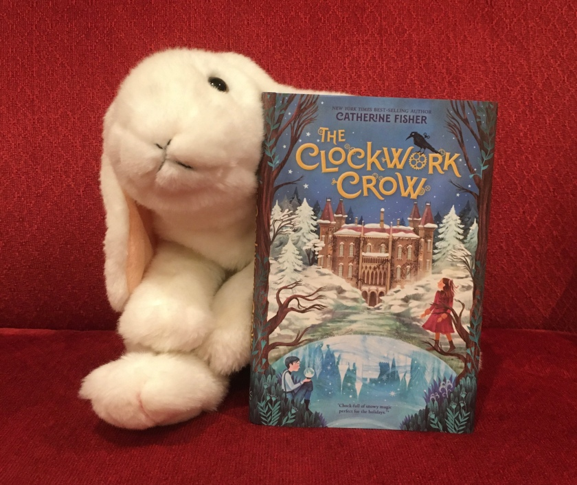 Marshmallow reviews The Clockwork Crow by Catherine Fisher.
