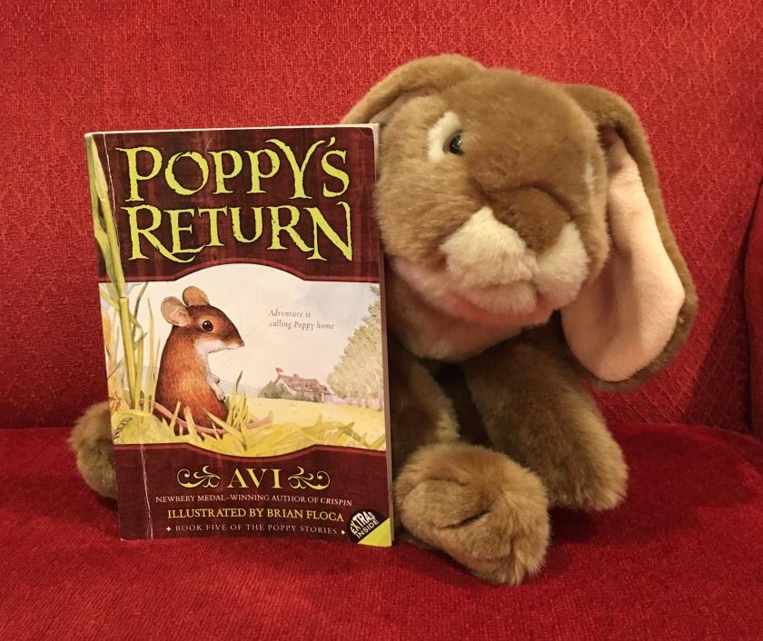 Caramel reviews Poppy's Return by Avi.