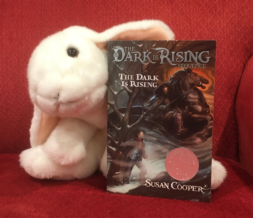 Marshmallow rates The Dark Is Rising by Susan Cooper 100%.
