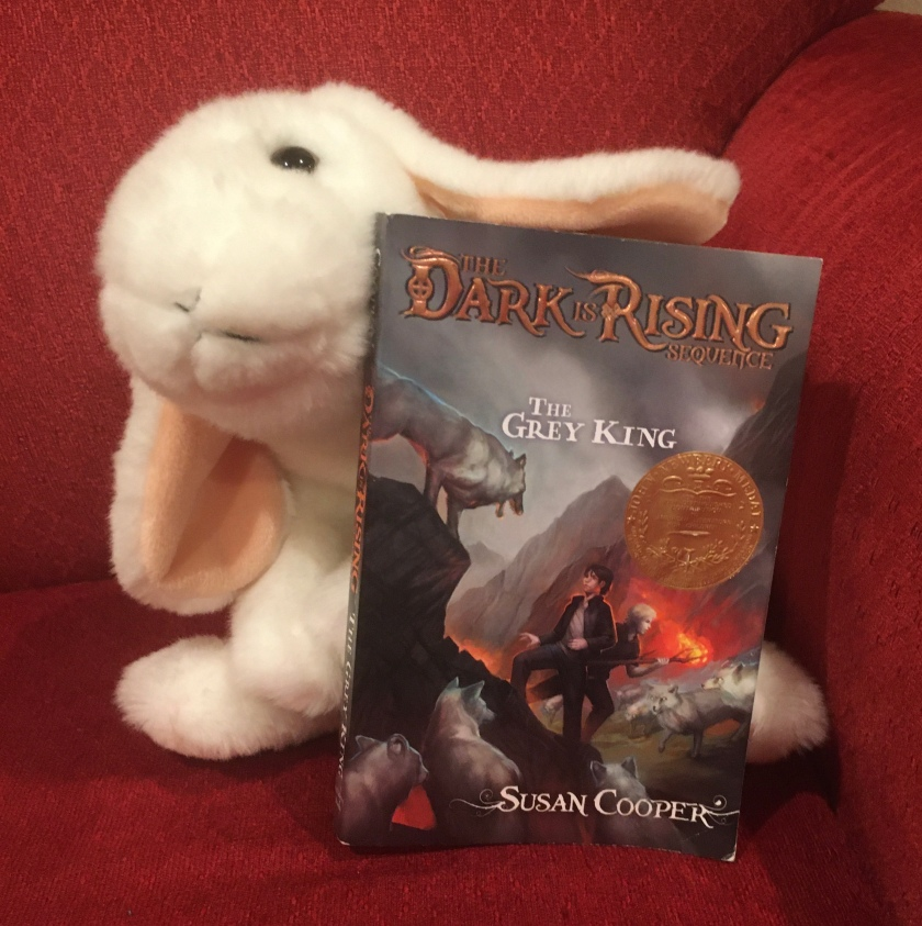 Marshmallow reviews The Grey King by Susan Cooper