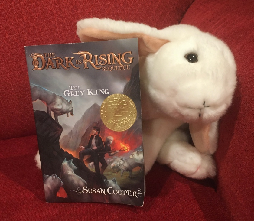 Marshmallow rates The Grey King by Susan Cooper 95%.