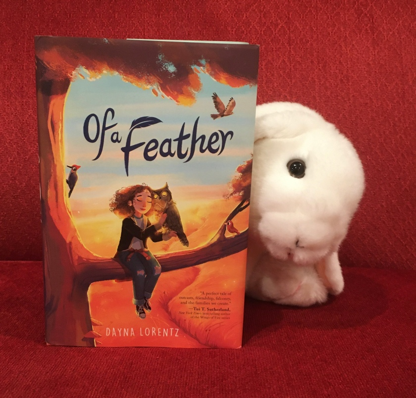 Marshmallow rates Of A Feather by Dayna Lorentz 95%.