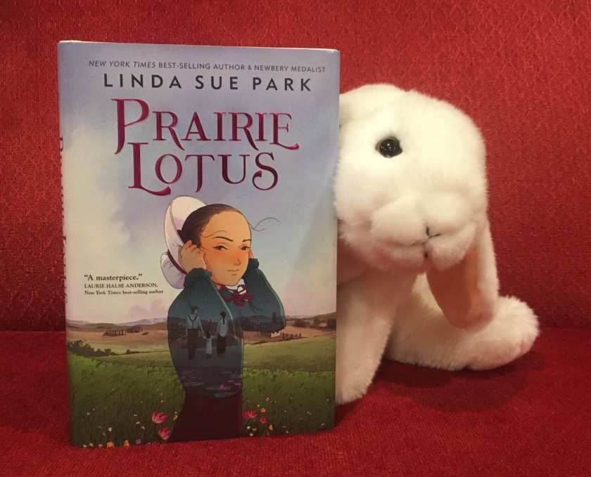 Marshmallow enjoyed reading Prairie Lotus by Linda Sue Park and rates it 95%.