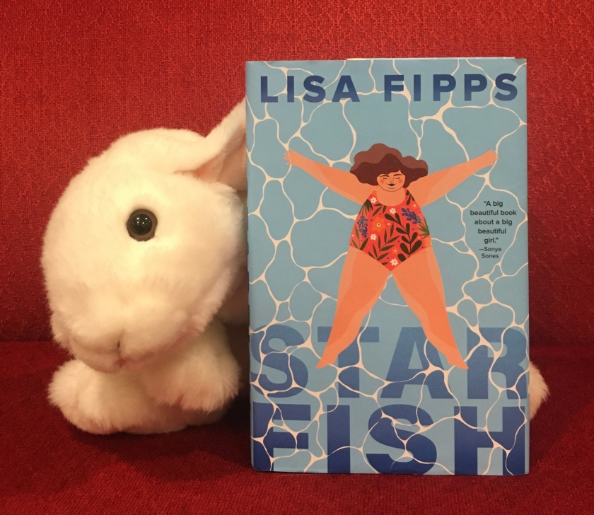 Marshmallow rates Starfish by Lisa Fipps 100%.