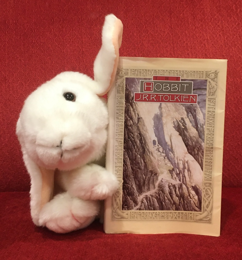 Marshmallow rates The Hobbit by J.R.R. Tolkien 97%.