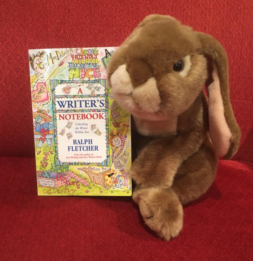 Caramel reviews A Writer's Notebook by Ralph Fletcher.
