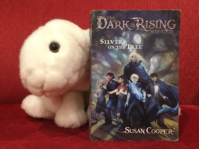 Marshmallow enjoyed reading Silver on the Tree by Susan Cooper, and though she found it a bit confusing at times, she is happy to recommend the books in the series to readers who enjoy stories that blend fantasy, magic, and ancient myths.